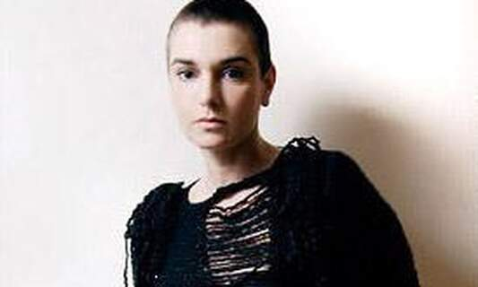 Win three double tickets for Sinéad O'Connor