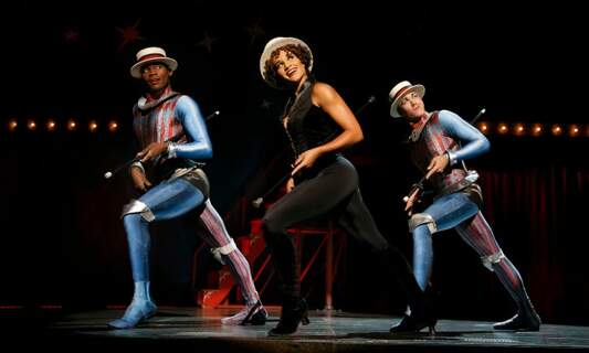 Win three double tickets to PIPPIN in Royal Theatre Carré!