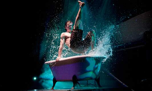 Win two double tickets for SOAP the Show