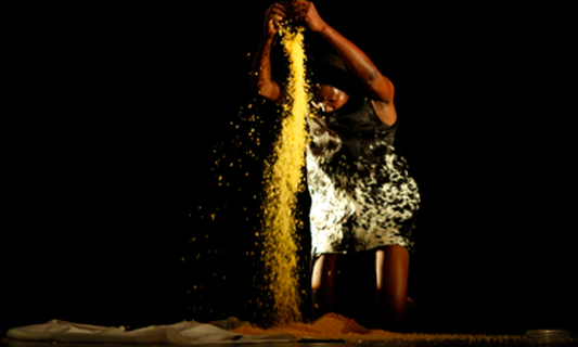 Win two double tickets for a dance performance by Gregory Maqoma