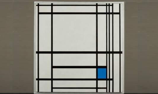 Win two double tickets to Mondrian in Gemeentemuseum Den Haag