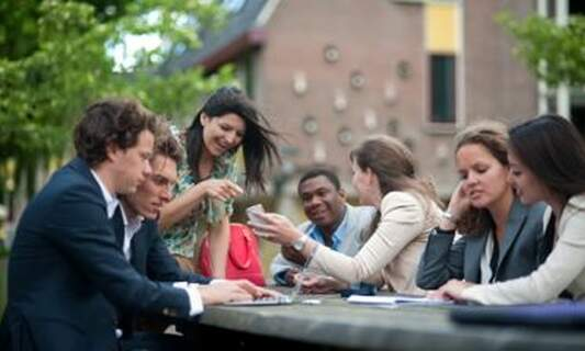 Win three spots to Nyenrode Entrepreneurship Weekend