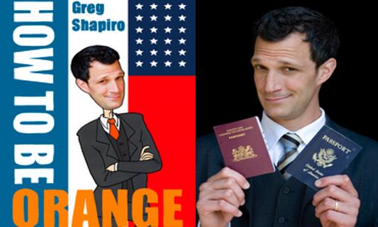 Win tickets for Greg Shapiro