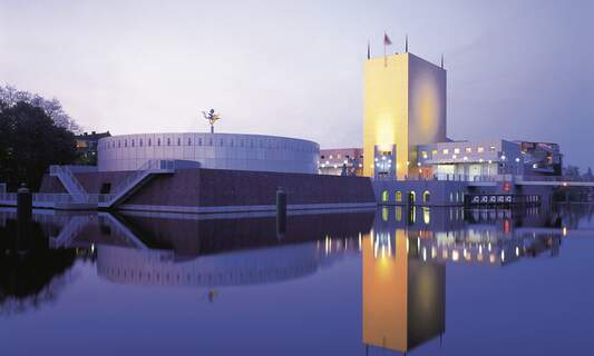 Win two double tickets to Groninger Museum