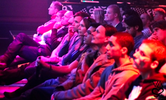 Win one ticket for Audiovisual Masterclass at Sugar Factory