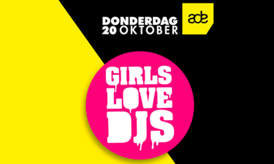 [ADE] Win one double ticket for GirlsLoveDJs Party with A.Skillz