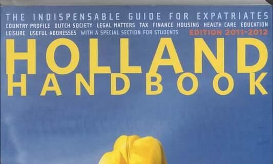 Win a copy of The Holland Handbook