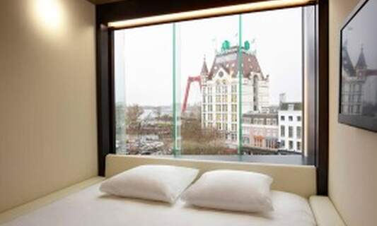 Win five double tickets to Hotel Night in Amsterdam, Rotterdam & The Hague!