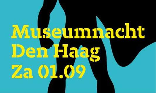 Win two double tickets for Museum Night in The Hague