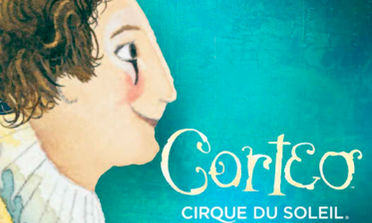 Win three double tickets for Cirque du Soleil