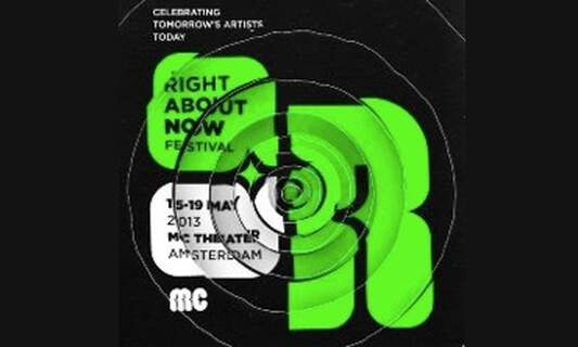 Win two double passe-partouts for the RIGHTABOUTNOW Festival