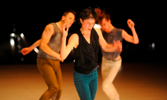 Win five double tickets for 'Violet' dance performance