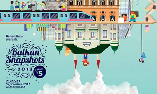 Win two double tickets for Balkan Snapshots Festival 2012