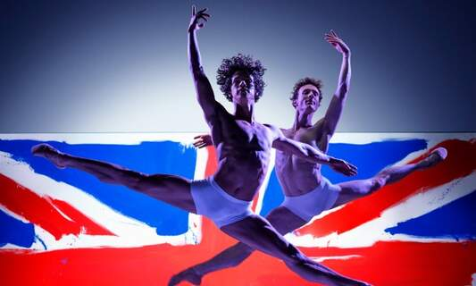 Win three double tickets to Cool Britannia by Dutch National Ballet
