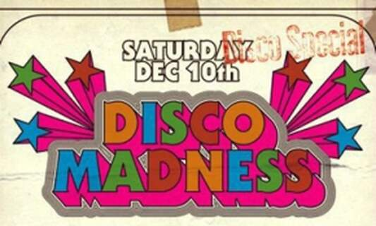 Win two double tickets for Disco Madness: Christmas Edition