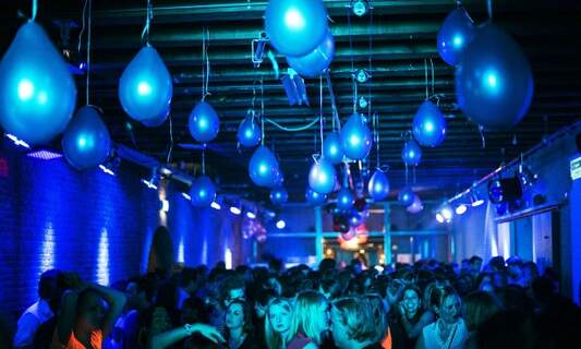 Win 12 double tickets to New Year's Eve 2014 parties!
