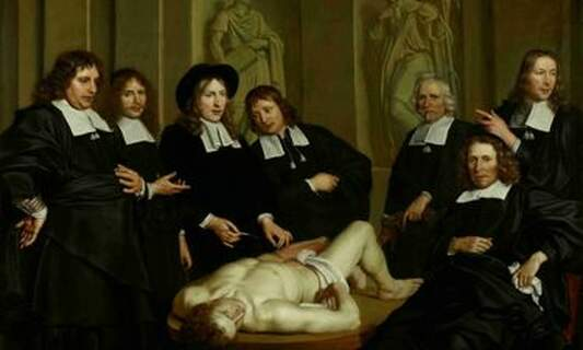 Win two double tickets to 'The Anatomy Lesson' exhibition