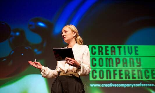 Win one ticket for Creative Company Conference