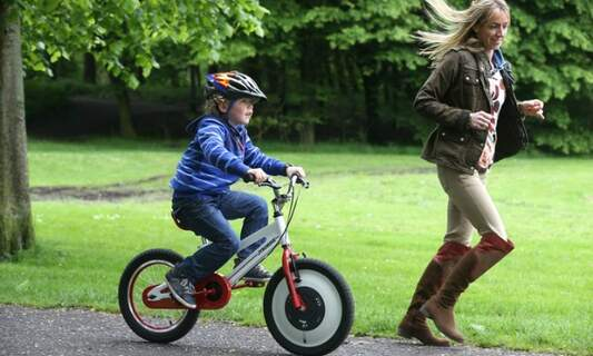 Jyrobike: the easy way to learn to ride