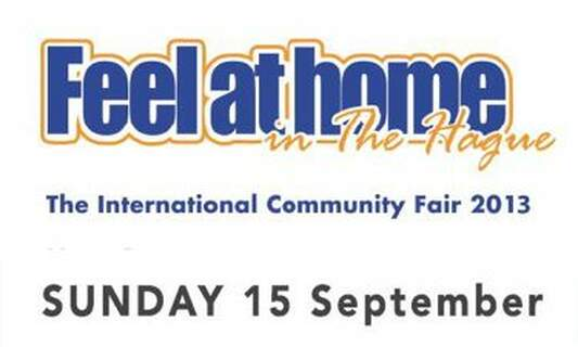 Discover the international community at The Hague's Feel at Home Fair