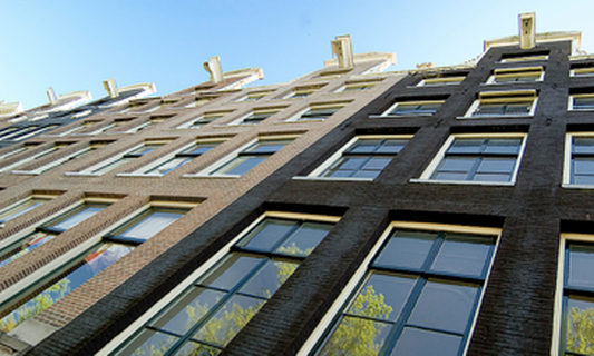 Amsterdam house prices on the rise again