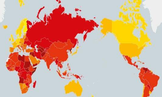 The Netherlands ranks fifth in 2015 global corruption index
