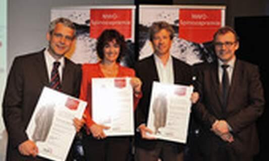 NWO crowns best Dutch scientists