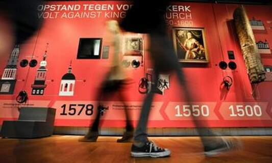 Discover history in the Amsterdam DNA exhibition