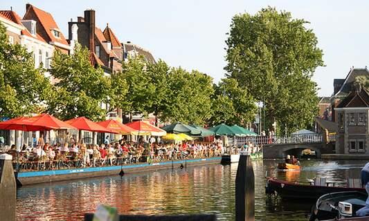 Expat living in Leiden