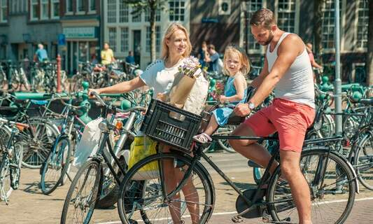Utrecht races ahead of Amsterdam as more cycle-friendly
