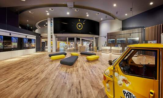 Pathé De Munt Amsterdam has been completely renovated!