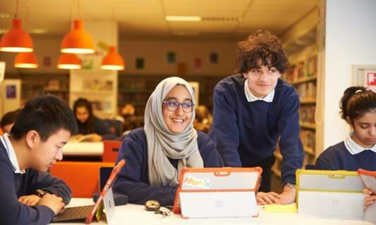 British School in The Netherlands: Where dreams begin and career choices are made