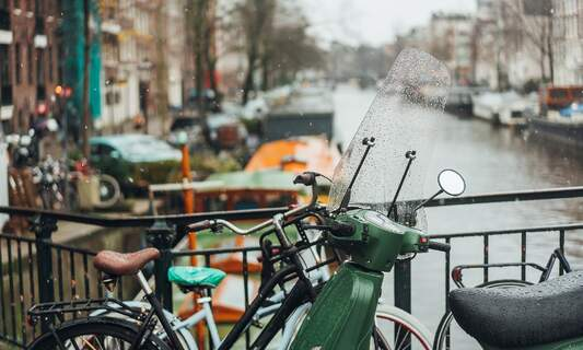 April 2021: The Netherlands' coldest April in 35 years