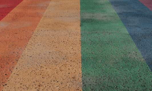 Utrecht to unveil world's longest rainbow cycle path