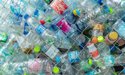 Dutch government introduces 15 cent deposit on small plastic bottles