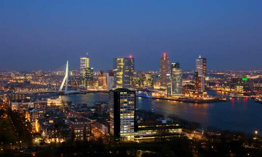 Why Rotterdam is awesome