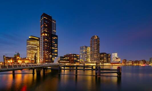 Netherlands ranked the fourth best country for start-ups