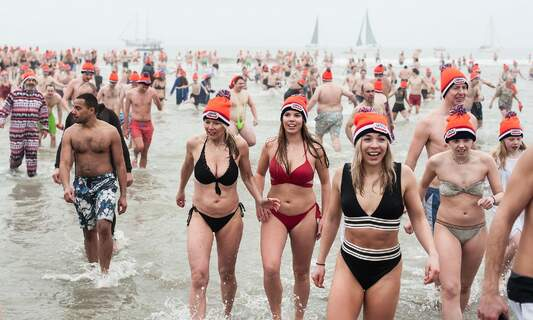 Coronavirus leads to cancellation of Dutch New Year's Dive events