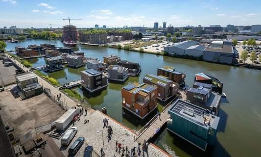 Schoonschip: Is Amsterdam's sustainable floating neighbourhood the future?