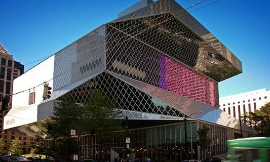 Incredible buildings around the world by Dutch architect Rem Koolhaas
