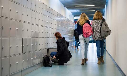 Teachers concerned about ventilation in schools in the Netherlands