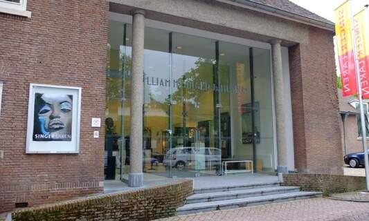 Van Gogh painting stolen from Singer Laren Museum