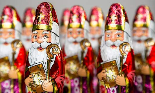 [Video] Who exactly is Sinterklaas?