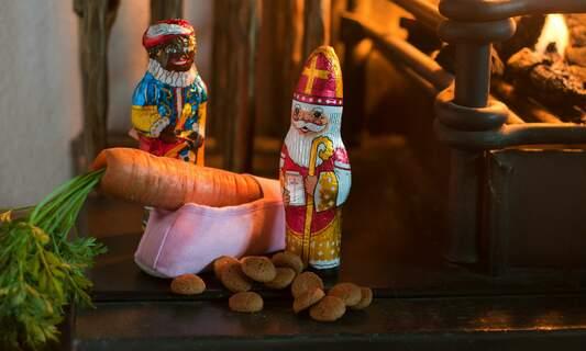 New Sinterklaas story for children in Amsterdam