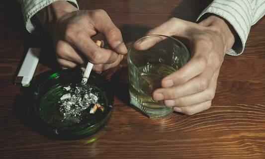 The Netherlands drank and smoked less throughout coronavirus