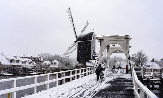 A winter wonderland: is heavy snow on the cards for this weekend?