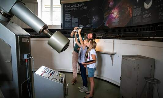 Planetariums in the Netherlands