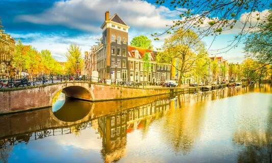 Temperatures could hit 20C in the Netherlands this week