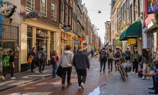 Netherlands population growth in 2019 already level with 2018