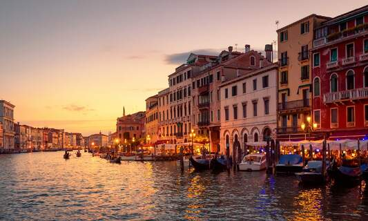 Board the night train to Prague…or Venice, or Milan, or Vienna